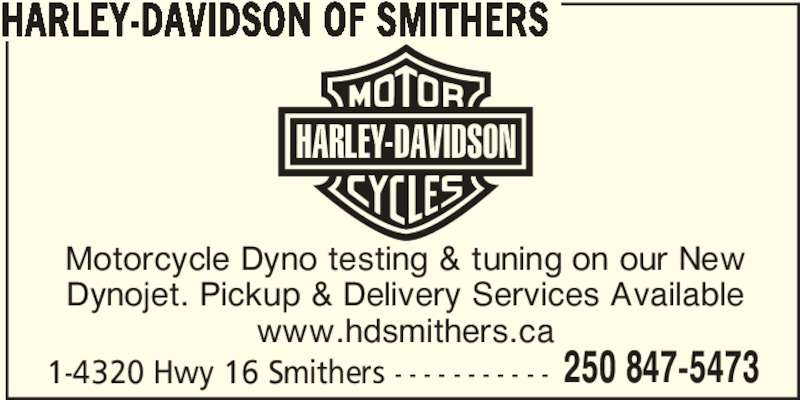 Ads Harley Davidson Of Smithers