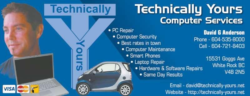 computer repair ads