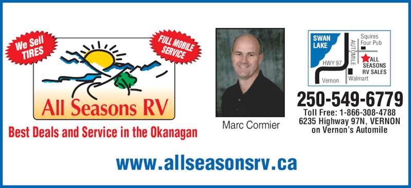 all seasons rv sales