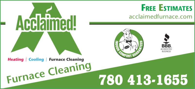 Acclaimed Furnace Cleaning Amp Air Quality Services