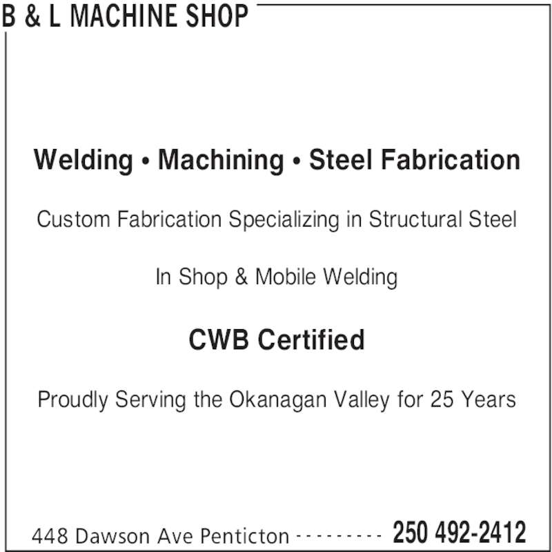 dawson machine shop
