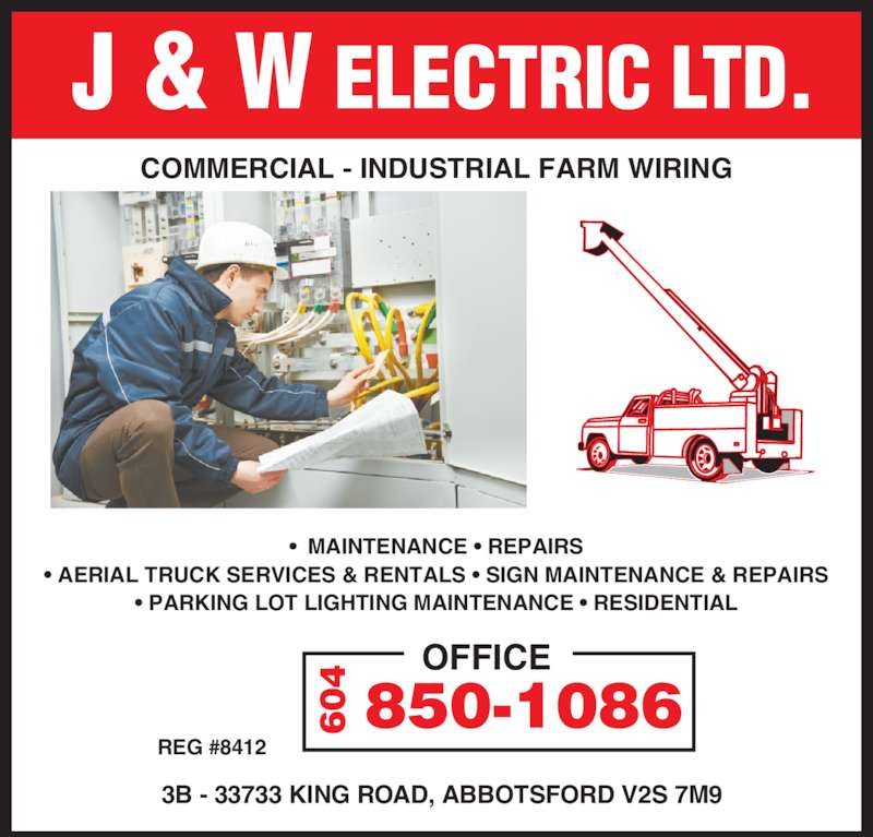J & W Electric Ltd