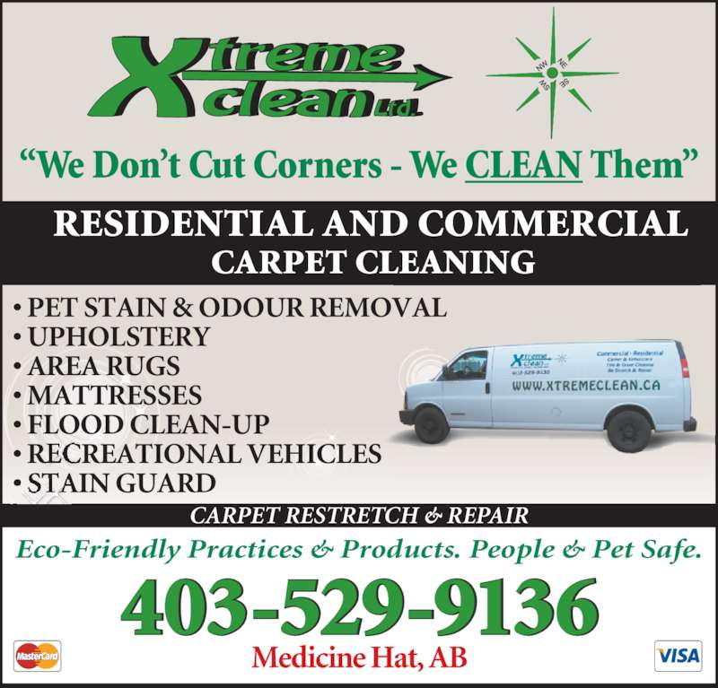 Xtreme Clean Opening Hours 1163 Bassett Cres Nw