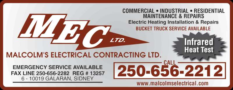 malcolm 39 s electrical contracting ltd opening hours 6. Black Bedroom Furniture Sets. Home Design Ideas