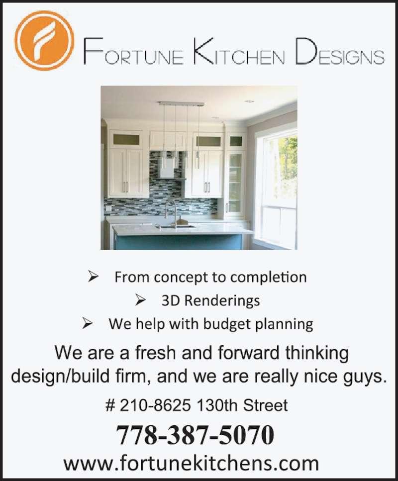 Fortune Kitchen Designs