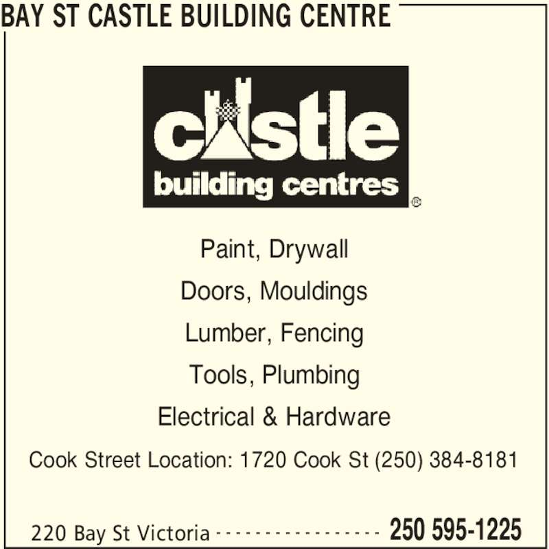 Bay Street Castle Opening Hours 220 Bay St Victoria Bc