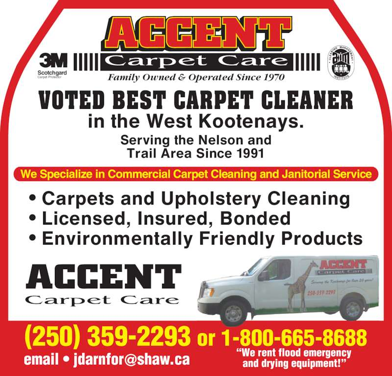 Accent Carpet Care Canpages