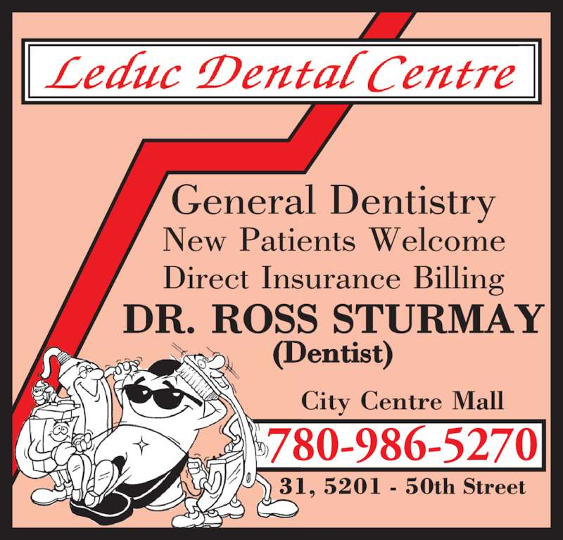Leduc Dental Centre (780-986-5270) - Display Ad - 780-986-5270