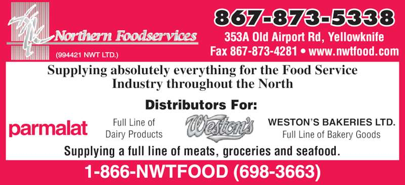 Northern Food Services Yellowknife