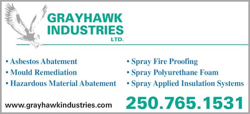 Roofing Contractors Concord Ca Grayhawk Industries Ltd - Kelowna, BC - 101-3573 Edwards ...