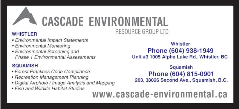 Environmental and Wildlife Management reviews on services