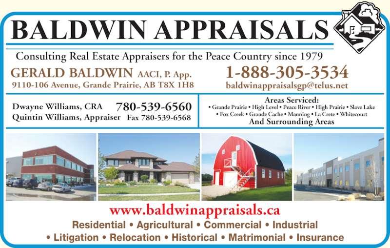 Ads Baldwin Appraisals