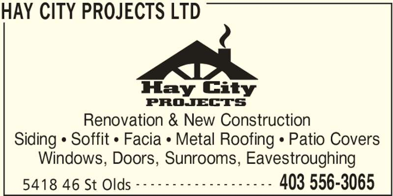 Hay City Projects Ltd Opening Hours 1 6004 Imperial