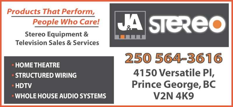 Ads J&A Stereo
