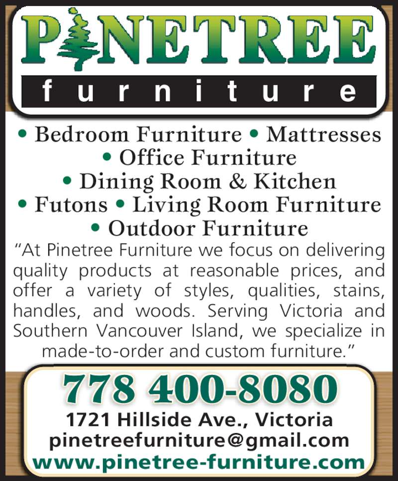 Wood Furniture Co Opening Hours 1721 Hillside Ave