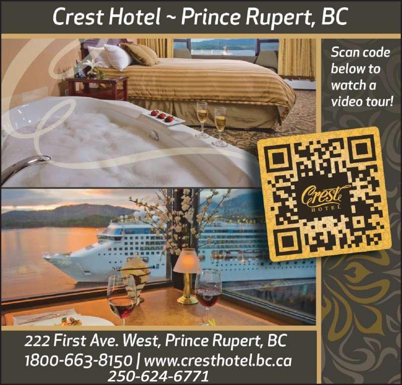 Casino in prince rupert. b.c