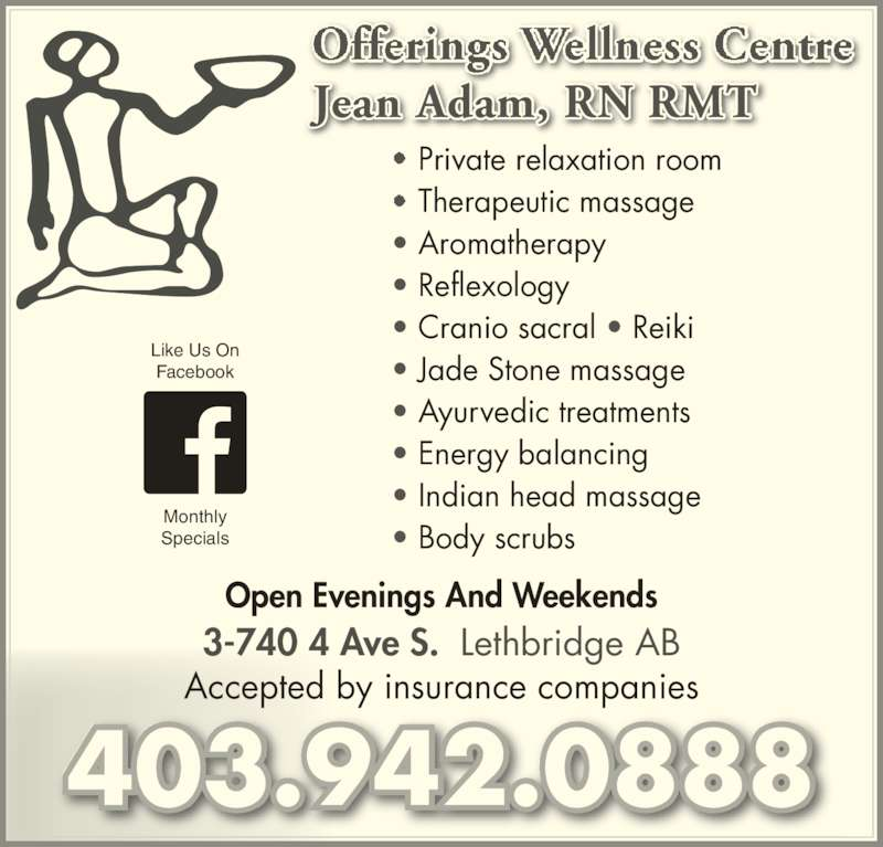 massage yellow pages places reiki