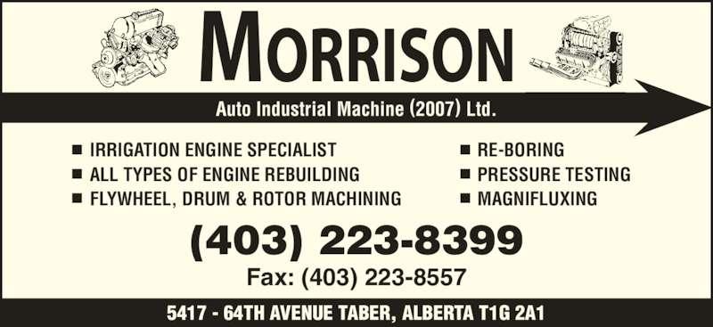auto industrial machine