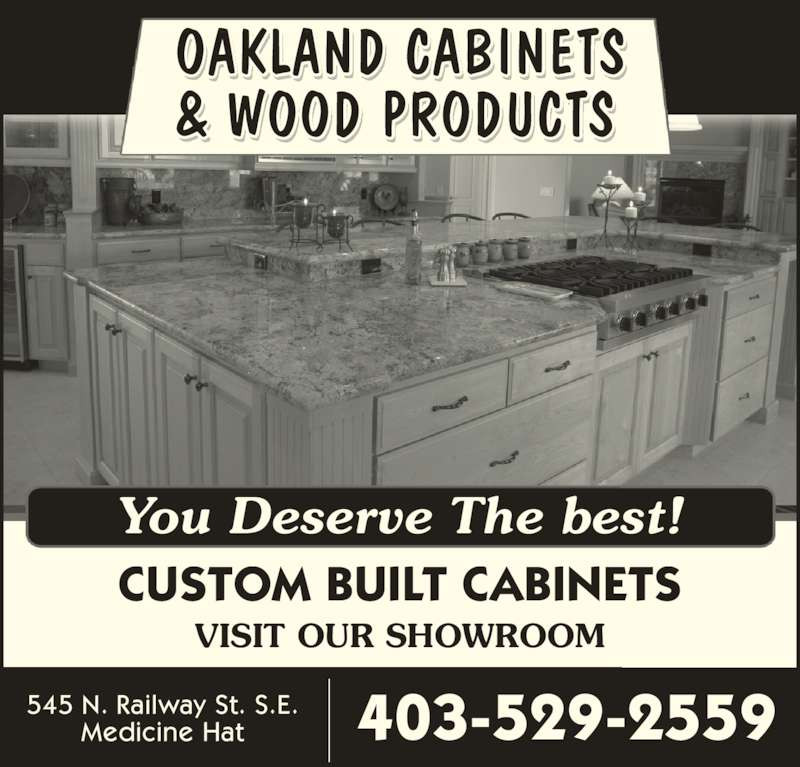 Kitchen Cabinets Oakland Ca: Oakland Cabinets & Wood Products