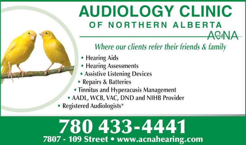 Hearing Health Care Consultant Group