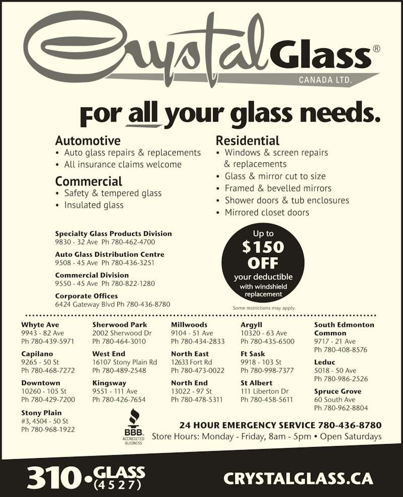 Hour Glass Repair Toronto