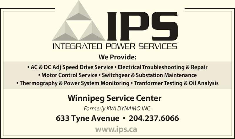 B Amp B Dynamo Amp Armature Ltd Winnipeg Mb 633 Tyne Ave