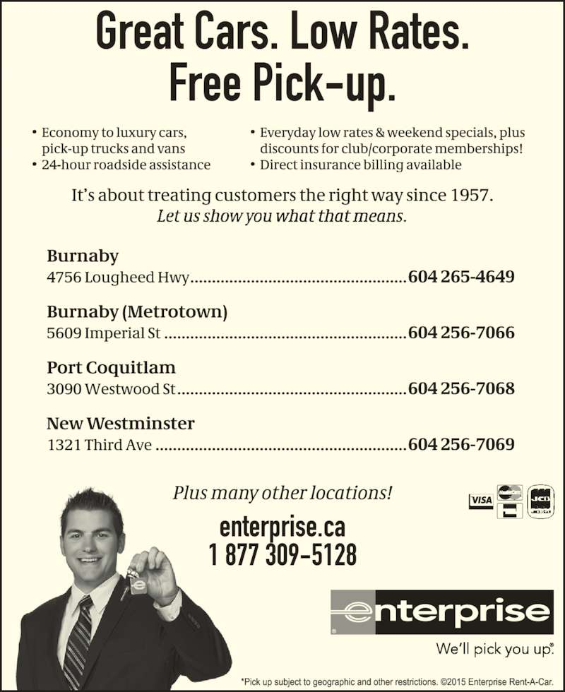 Enterprise Rent A Car Toronto Dufferin