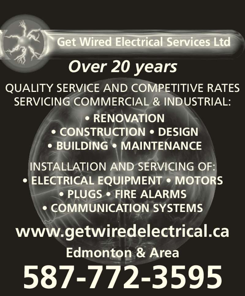 Ads Get Wired Electrical Services Ltd
