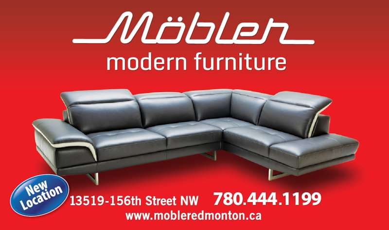 Mobler Furniture (780-444-1199) - Display Ad -