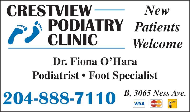 Podiatry my write