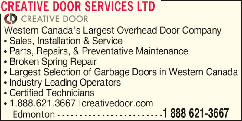780 483 1789 display ad western canada s largest overhead
