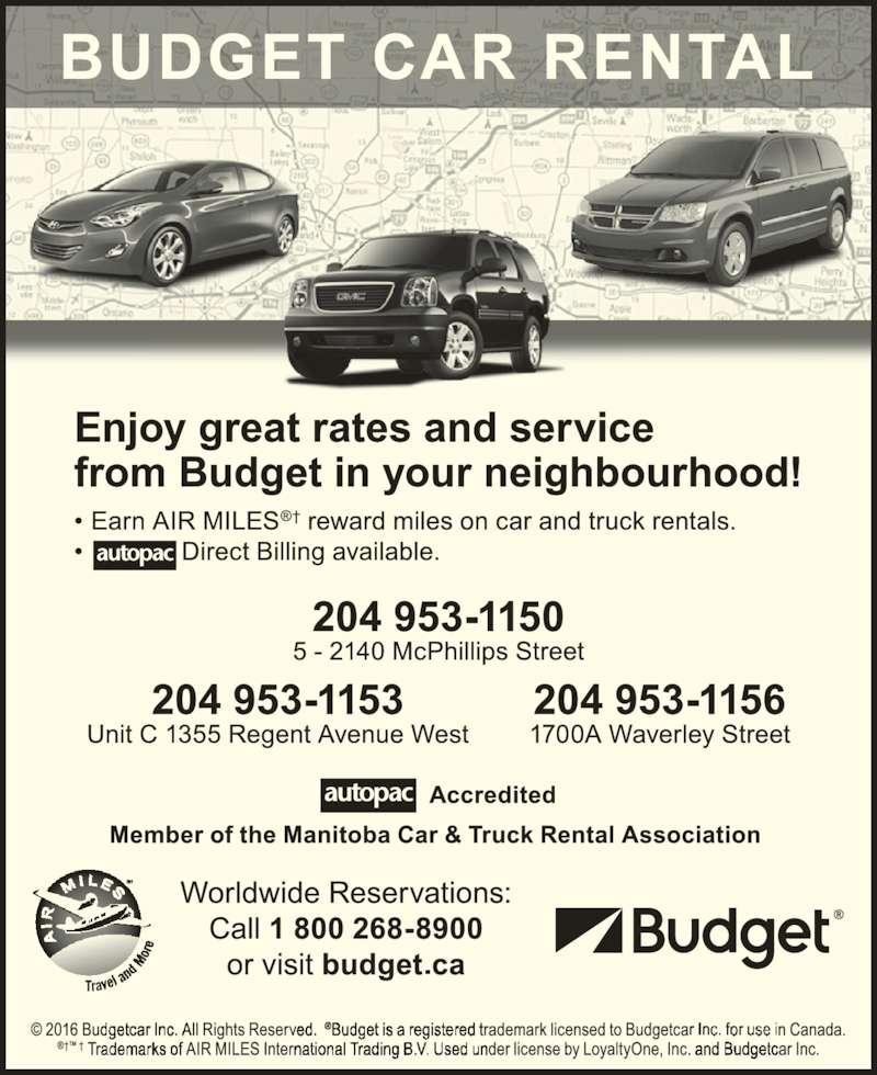 Budget Car Rental Ottawa Hours