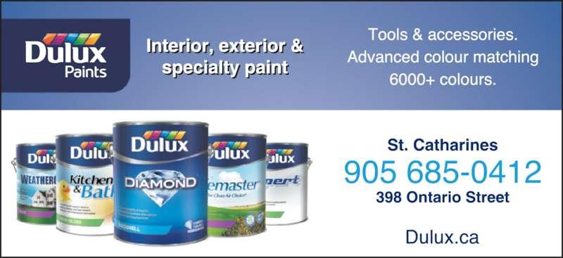 Ads ICI Paints - Glidden - Color Your World