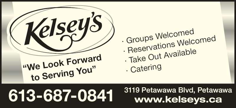 Kelsey S Restaurant Petawawa On