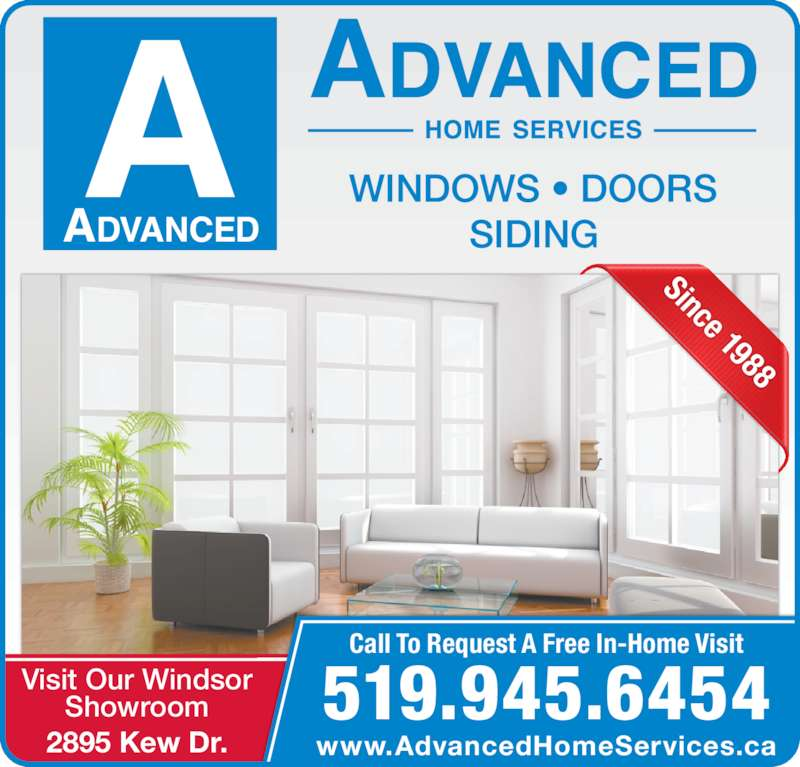 Advanced Home Services 2895 Kew Dr Windsor On