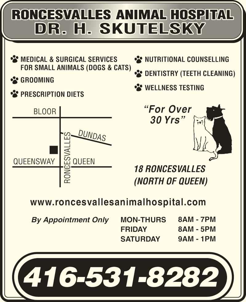 Ads Roncesvalles Animal