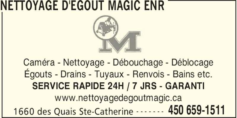 nettoyage d 39 ego t magic enr 1660 rue des quais sainte catherine qc. Black Bedroom Furniture Sets. Home Design Ideas