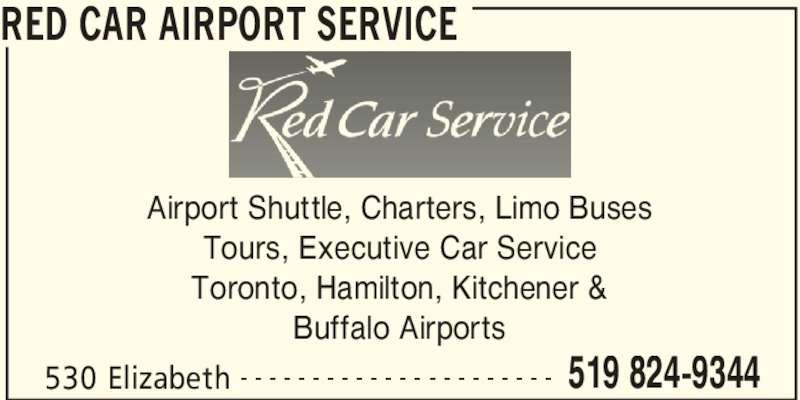 Car Service From Guelph To Toronto Airport