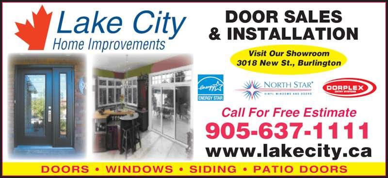 Lake City Home Improvements Burlington On 3018 New St