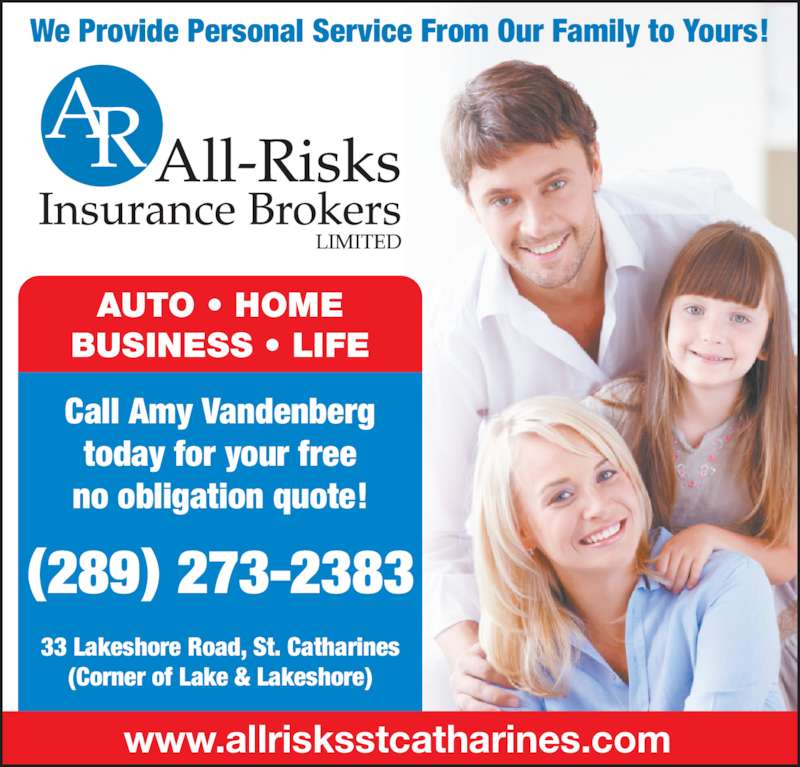 All-Risks Insurance Brokers Limited
