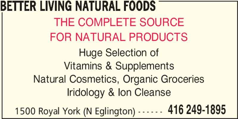 Ambrosia Health Foods New York
