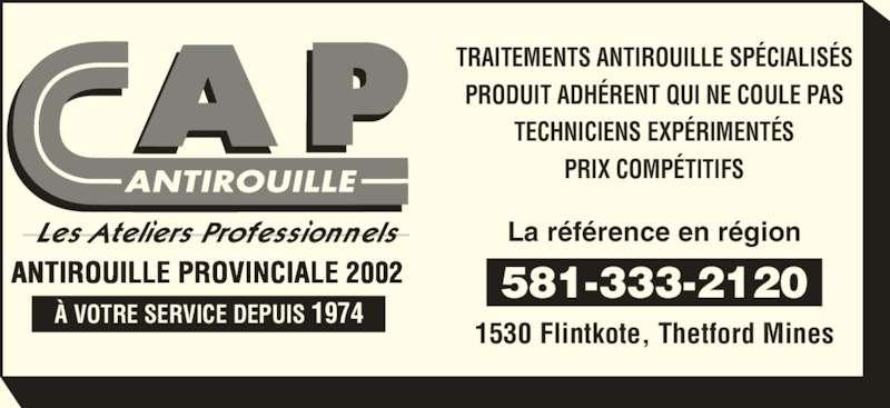 antirouille provinciale 2002 enr thetford mines qc 1530 rue flintkote canpages fr. Black Bedroom Furniture Sets. Home Design Ideas