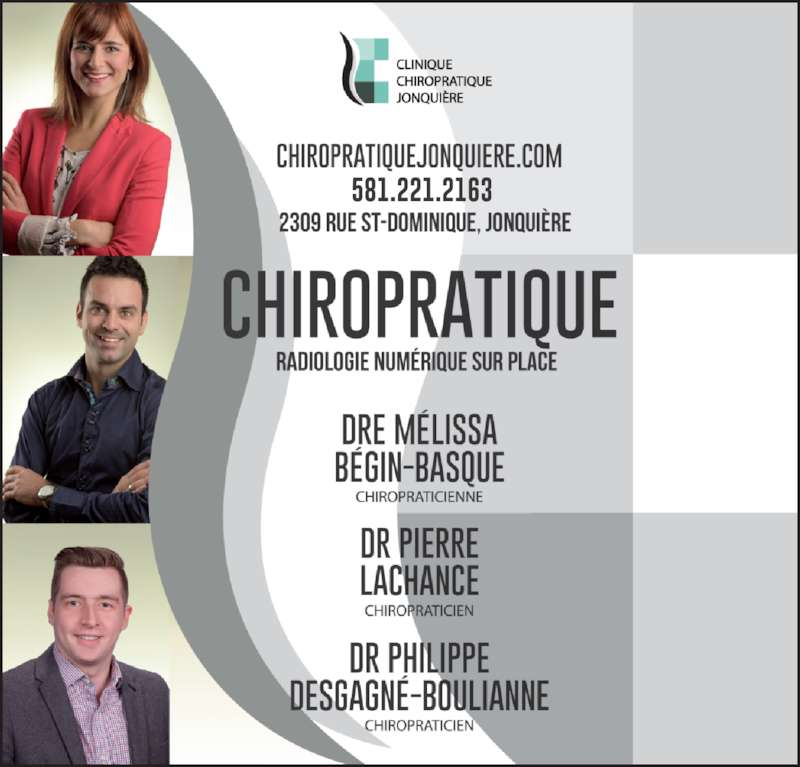 Clinique chiropratique jonqui re jonqui re qc 2309 - Cabinet radiologie rue saint dizier nancy ...