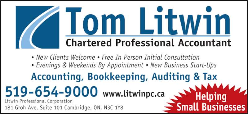 how to become an accountant in ontario
