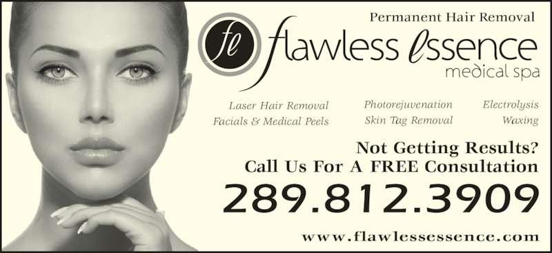 Burlington Hours Today Near Me >> Flawless Essence-Medical Spa - Opening Hours - 10-3455 Harvester Rd, Burlington, ON