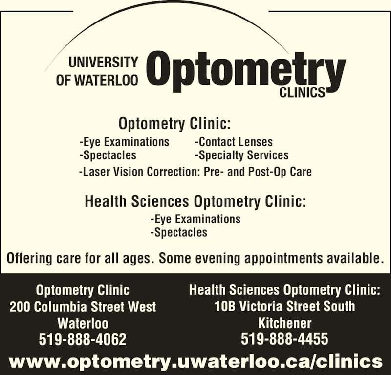Optometry web writing service