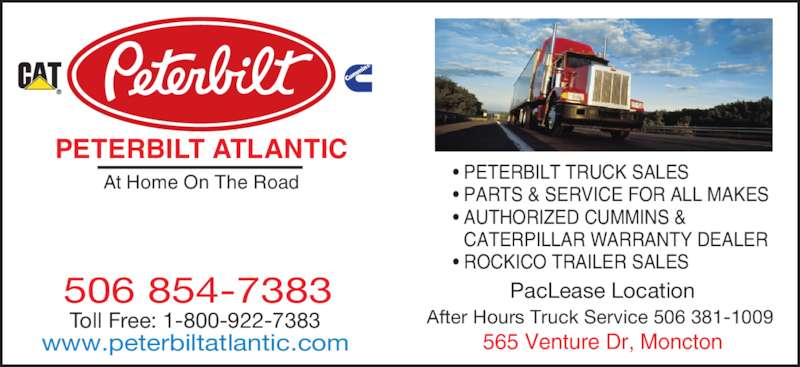 Ads Peterbilt Atlantic