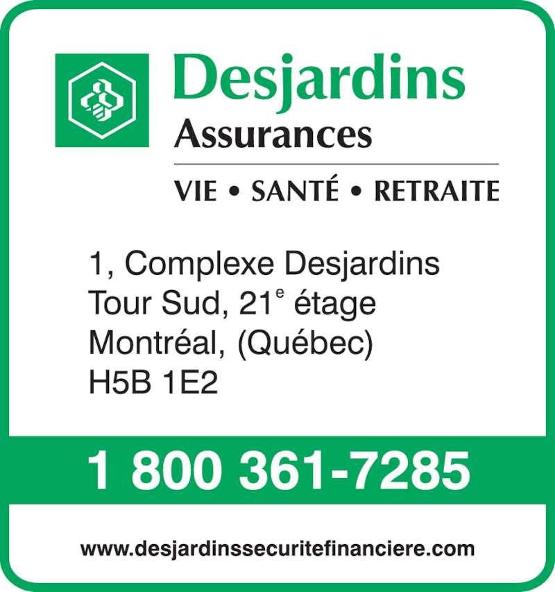 Desjardins payment online test series