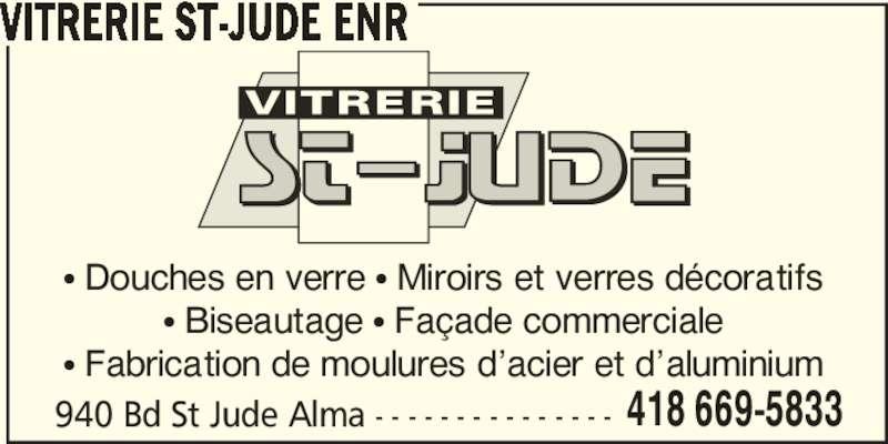Vitrerie st jude enr alma qc 940 boul saint jude for Porte fenetre futura laval