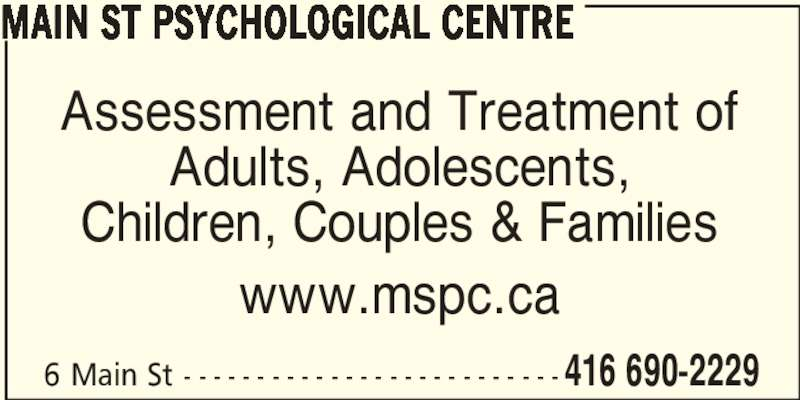 centre for psychological and relationship counselling